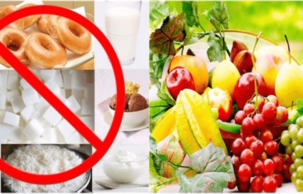פירות יכולים לרפא סכרת – עודף חלבון יוצר את המחלה הזו