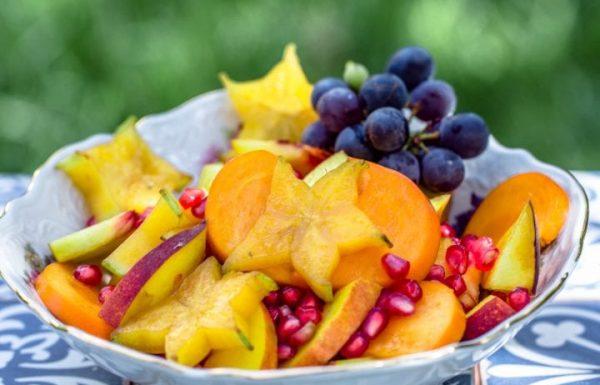 10 הדברות של הפירות